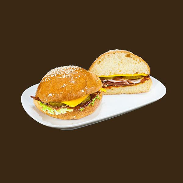 burger maison, homemade burger