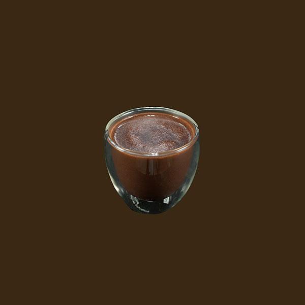 chocolat chaud maison, homemade hot chocolate