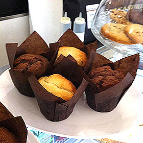muffin maison, muffin vanille, muffin chocolat, homemade muffin, vanilla muffin, chocolate muffin