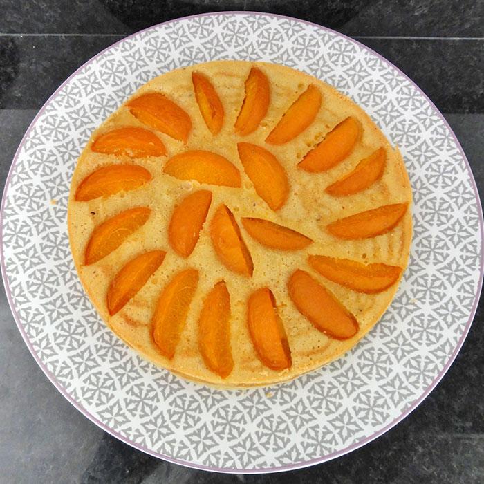 tarte aux abricots, tarte maison, apricot pie, homemade pie